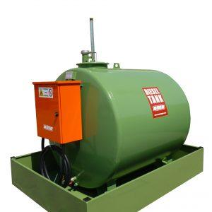 Depósitos de combustível - Diversas capacidades